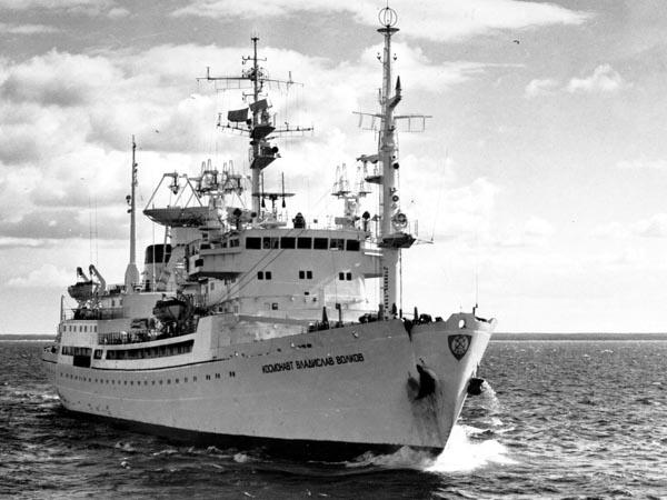 """Navires URSS """"spatiaux"""" Bateau23"""