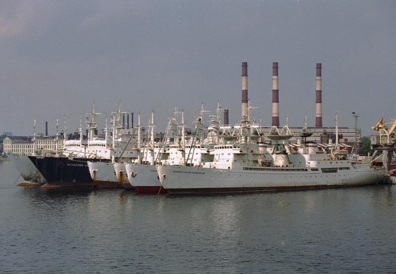 """Navires URSS """"spatiaux"""" Bateau28"""