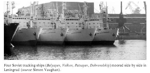 """Navires URSS """"spatiaux"""" Bateau29"""