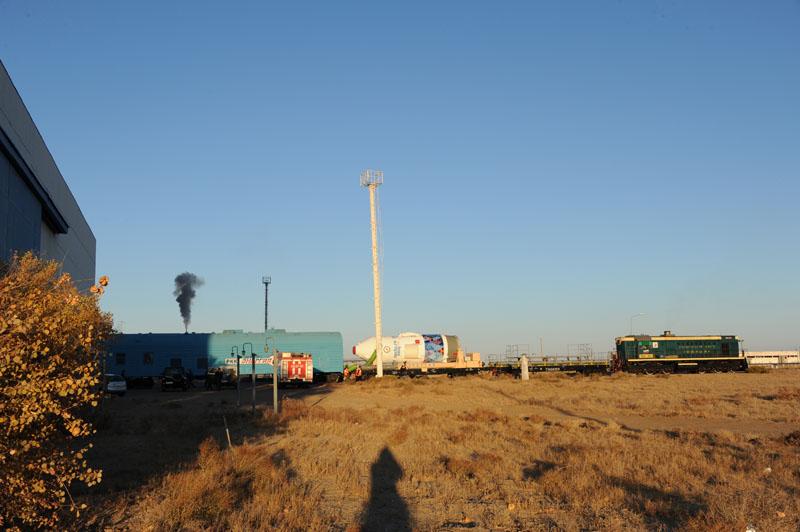 Lancement & retour sur terre de Soyouz TMA-11M  Soyuz101
