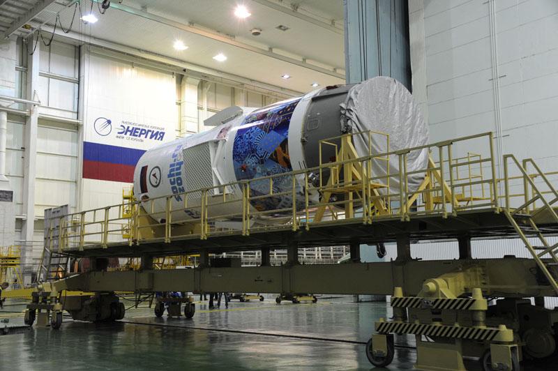 Lancement & retour sur terre de Soyouz TMA-11M  Soyuz103