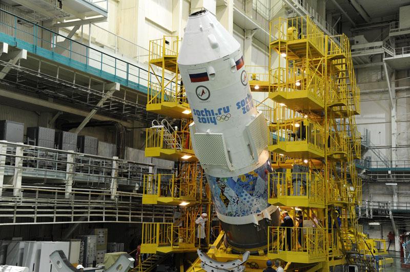 Lancement & retour sur terre de Soyouz TMA-11M  Soyuz106