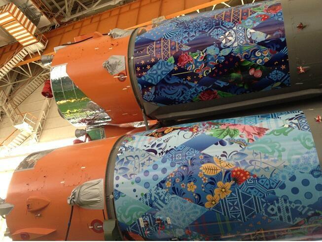 Lancement & retour sur terre de Soyouz TMA-11M  Soyuz108