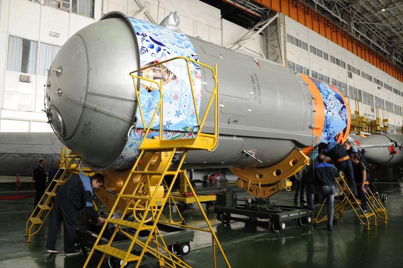 Lancement & retour sur terre de Soyouz TMA-11M  - Page 2 Soyuz112