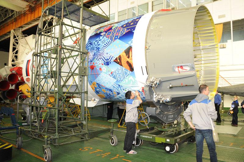 Lancement & retour sur terre de Soyouz TMA-11M  - Page 2 Soyuz113