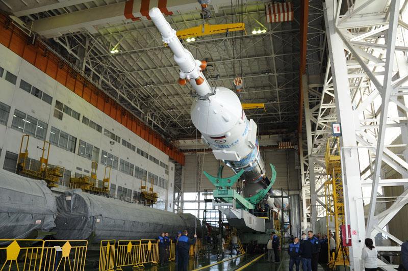 Lancement & retour sur terre de Soyouz TMA-11M  - Page 2 Soyuz116