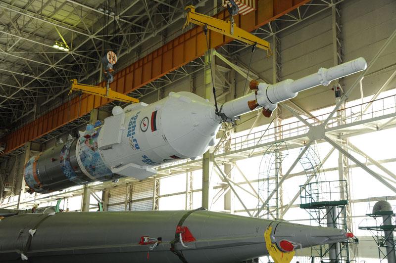 Lancement & retour sur terre de Soyouz TMA-11M  - Page 2 Soyuz117