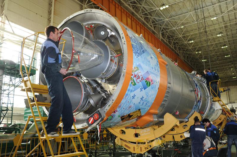 Lancement & retour sur terre de Soyouz TMA-11M  - Page 2 Soyuz118