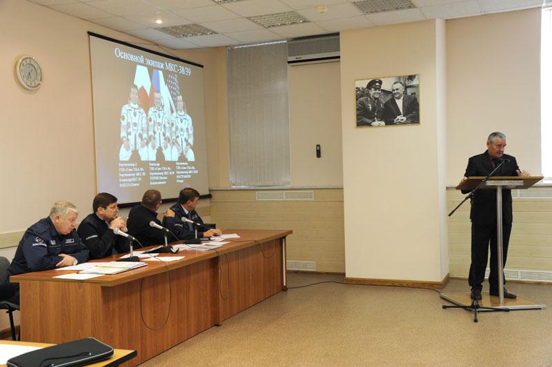 Lancement & retour sur terre de Soyouz TMA-11M  - Page 2 Soyuz120