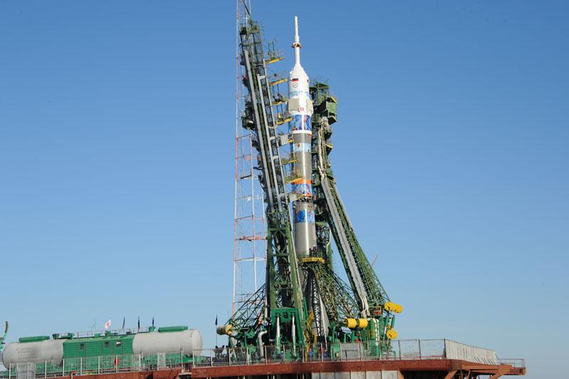 Lancement & retour sur terre de Soyouz TMA-11M  - Page 2 Soyuz130