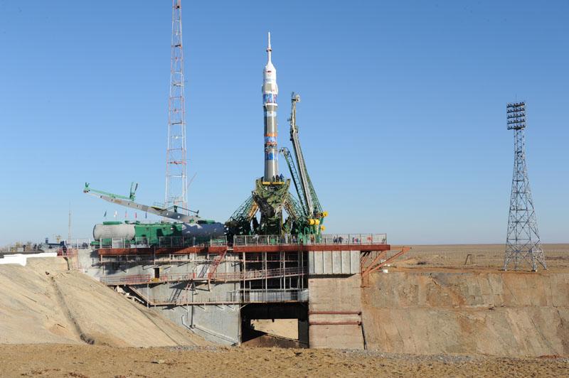 Lancement & retour sur terre de Soyouz TMA-11M  - Page 2 Soyuz131