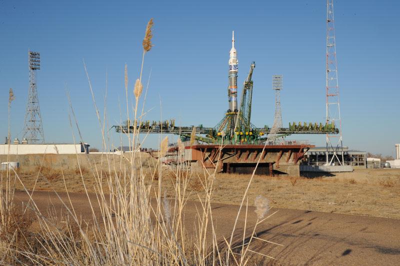 Lancement & retour sur terre de Soyouz TMA-11M  - Page 2 Soyuz132