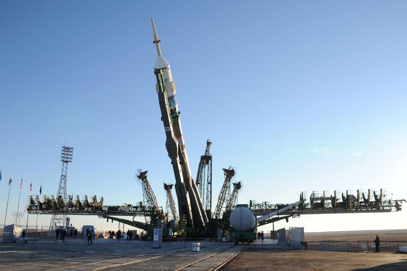 Lancement & retour sur terre de Soyouz TMA-11M  - Page 2 Soyuz138