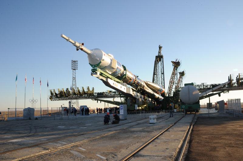 Lancement & retour sur terre de Soyouz TMA-11M  - Page 2 Soyuz139