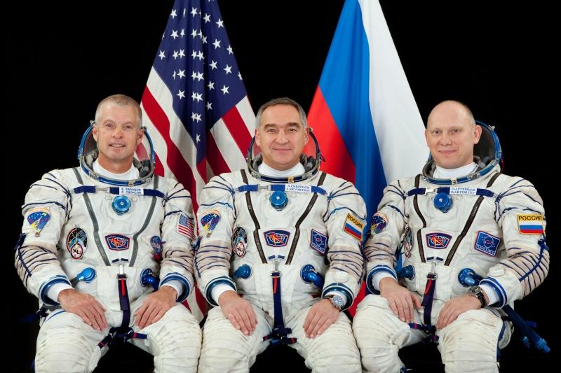 Lancement Soyouz-FG / Soyouz TMA-12M - 25 mars 2014 Soyuz148