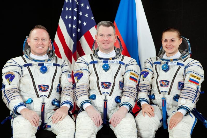 Lancement Soyouz-FG / Soyouz TMA-12M - 25 mars 2014 Soyuz150