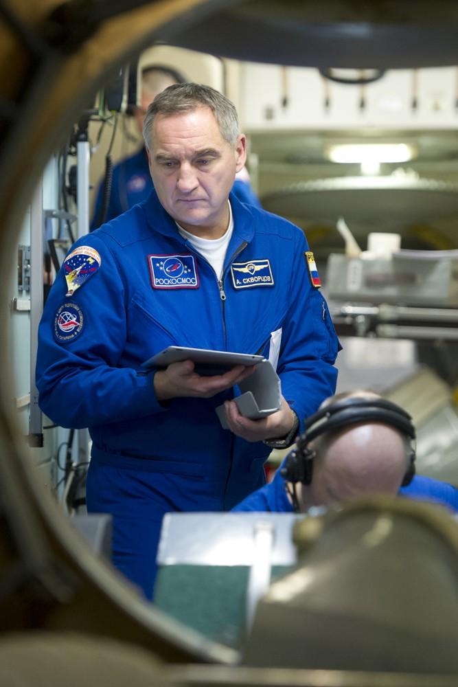 Lancement Soyouz-FG / Soyouz TMA-12M - 25 mars 2014 Soyuz152
