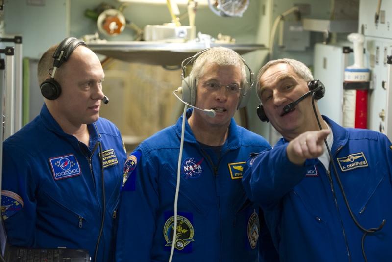 Lancement Soyouz-FG / Soyouz TMA-12M - 25 mars 2014 Soyuz154