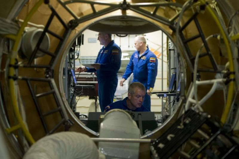 Lancement Soyouz-FG / Soyouz TMA-12M - 25 mars 2014 Soyuz156