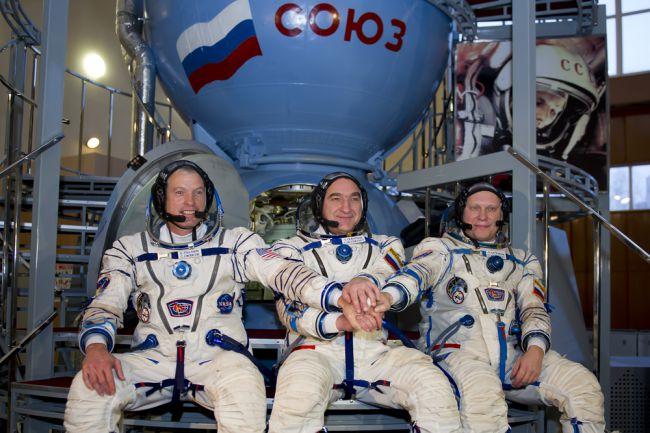 Lancement Soyouz-FG / Soyouz TMA-12M - 25 mars 2014 Soyuz157