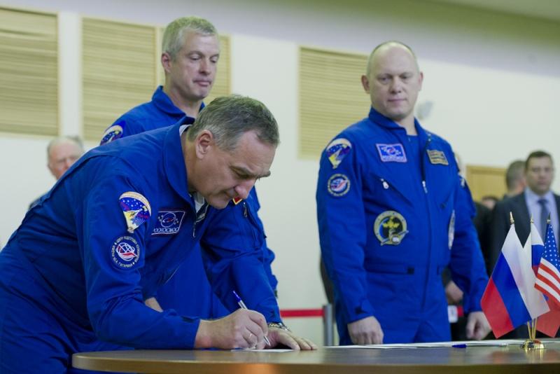 Lancement Soyouz-FG / Soyouz TMA-12M - 25 mars 2014 Soyuz159