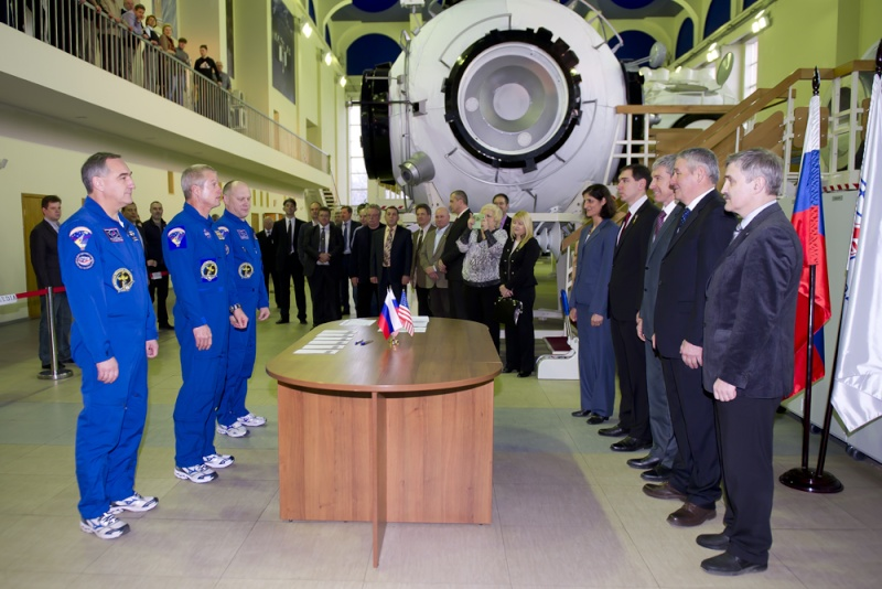 Lancement Soyouz-FG / Soyouz TMA-12M - 25 mars 2014 Soyuz160