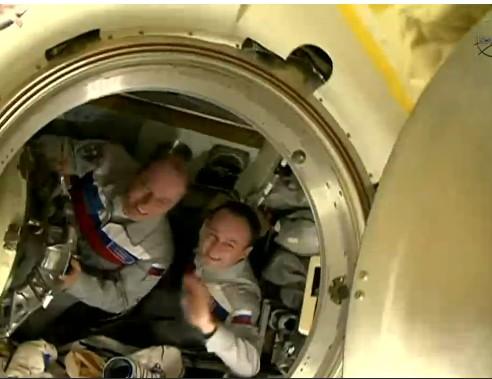 Lancement & fin de mission de Soyouz TMA-10M  - Page 5 Soyuz164