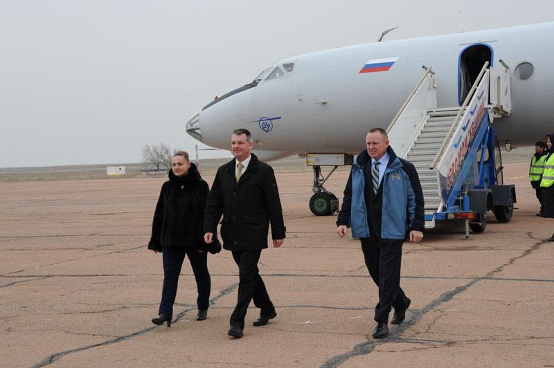 Lancement Soyouz-FG / Soyouz TMA-12M - 25 mars 2014 Soyuz166