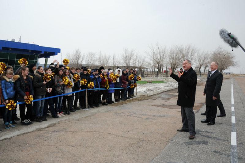 Lancement Soyouz-FG / Soyouz TMA-12M - 25 mars 2014 Soyuz167