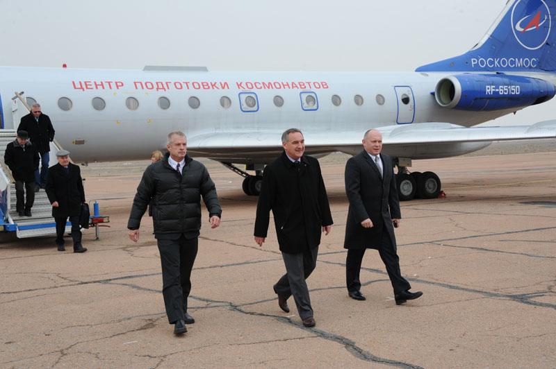 Lancement Soyouz-FG / Soyouz TMA-12M - 25 mars 2014 Soyuz168