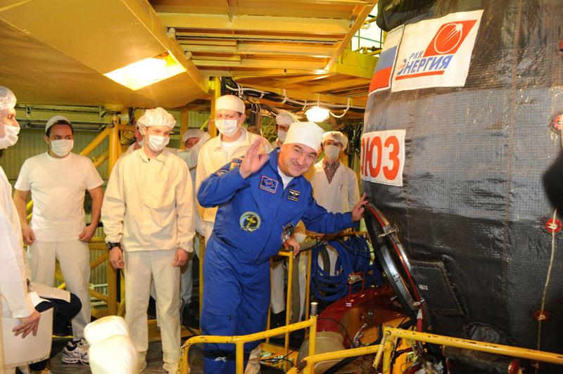 Lancement Soyouz-FG / Soyouz TMA-12M - 25 mars 2014 Soyuz170