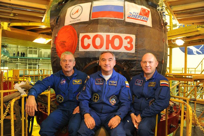Lancement Soyouz-FG / Soyouz TMA-12M - 25 mars 2014 Soyuz171