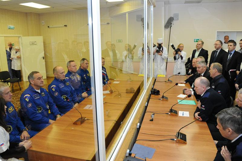 Lancement Soyouz-FG / Soyouz TMA-12M - 25 mars 2014 Soyuz172