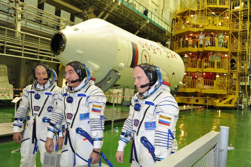 Lancement Soyouz-FG / Soyouz TMA-12M - 25 mars 2014 Soyuz173