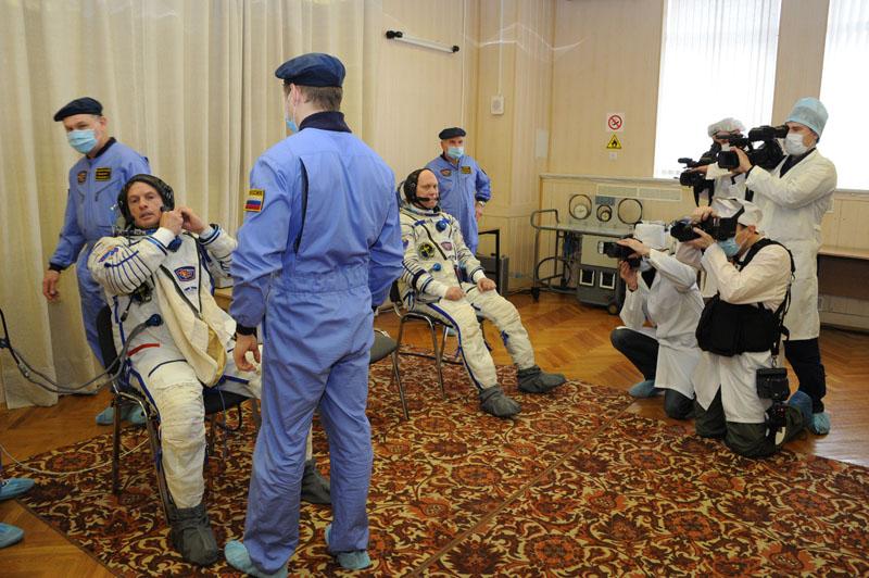 Lancement Soyouz-FG / Soyouz TMA-12M - 25 mars 2014 Soyuz176