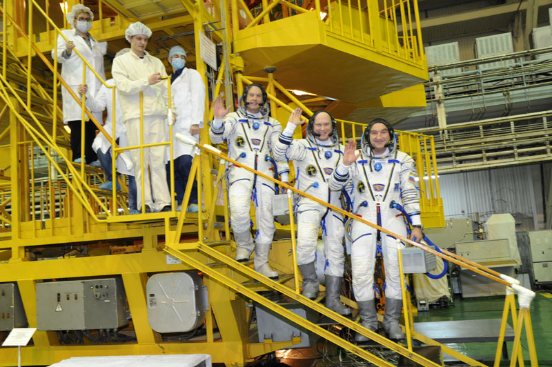 Lancement Soyouz-FG / Soyouz TMA-12M - 25 mars 2014 Soyuz178