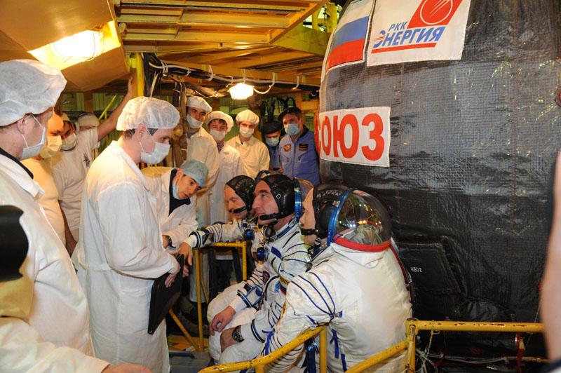 Lancement Soyouz-FG / Soyouz TMA-12M - 25 mars 2014 Soyuz180