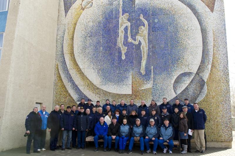Lancement Soyouz-FG / Soyouz TMA-12M - 25 mars 2014 Soyuz181