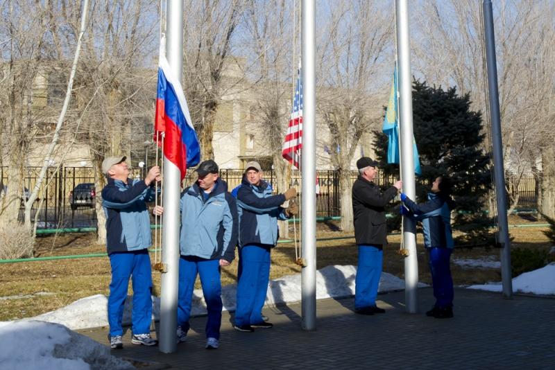 Lancement Soyouz-FG / Soyouz TMA-12M - 25 mars 2014 Soyuz183
