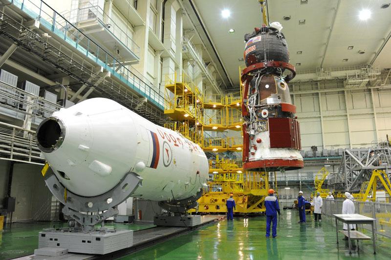 Lancement Soyouz-FG / Soyouz TMA-12M - 25 mars 2014 Soyuz186