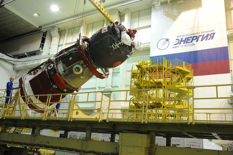 Lancement Soyouz-FG / Soyouz TMA-12M - 25 mars 2014 Soyuz187
