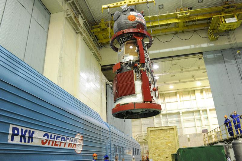 Lancement Soyouz-FG / Soyouz TMA-12M - 25 mars 2014 Soyuz188