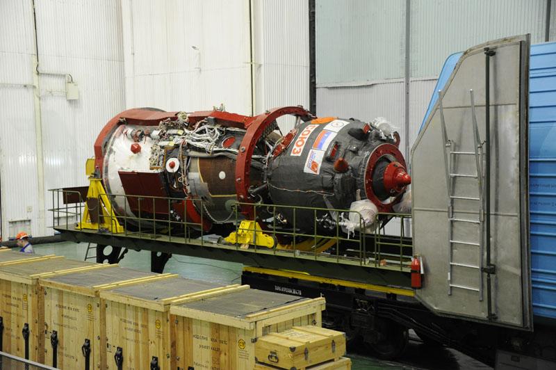 Lancement Soyouz-FG / Soyouz TMA-12M - 25 mars 2014 Soyuz189