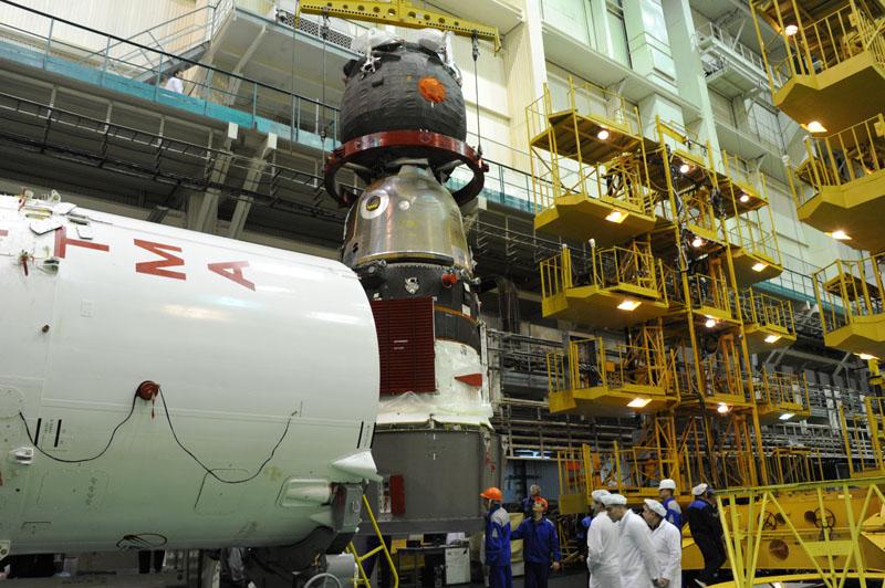 Lancement Soyouz-FG / Soyouz TMA-12M - 25 mars 2014 Soyuz192