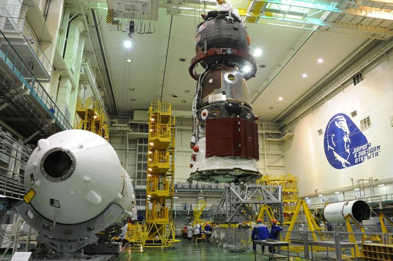 Lancement Soyouz-FG / Soyouz TMA-12M - 25 mars 2014 Soyuz194