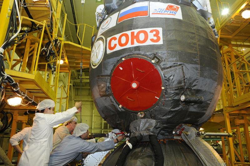 Lancement Soyouz-FG / Soyouz TMA-12M - 25 mars 2014 Soyuz199