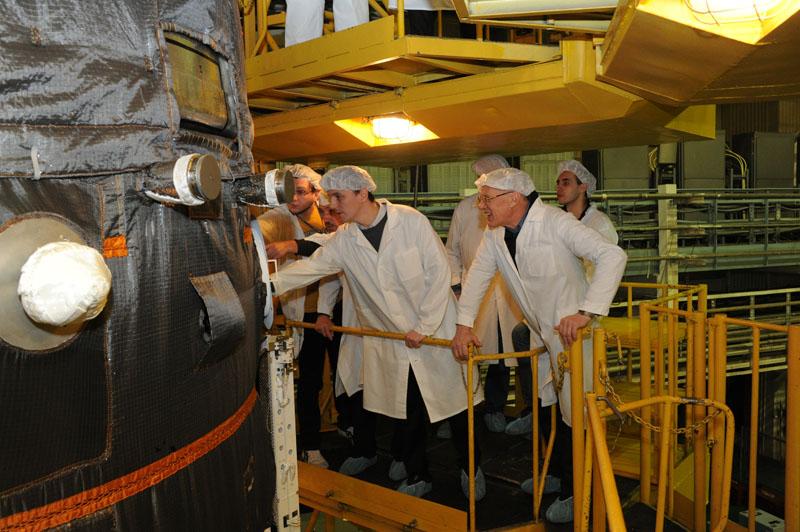 Lancement Soyouz-FG / Soyouz TMA-12M - 25 mars 2014 Soyuz200