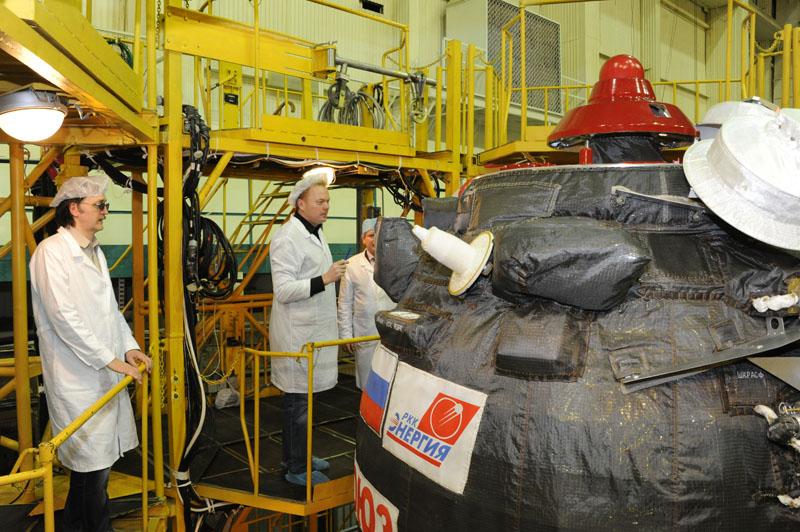 Lancement Soyouz-FG / Soyouz TMA-12M - 25 mars 2014 Soyuz202