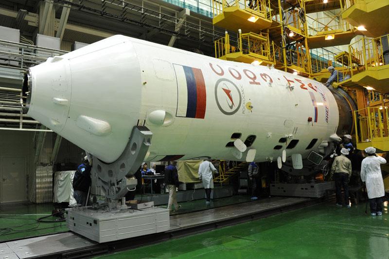 Lancement Soyouz-FG / Soyouz TMA-12M - 25 mars 2014 Soyuz203