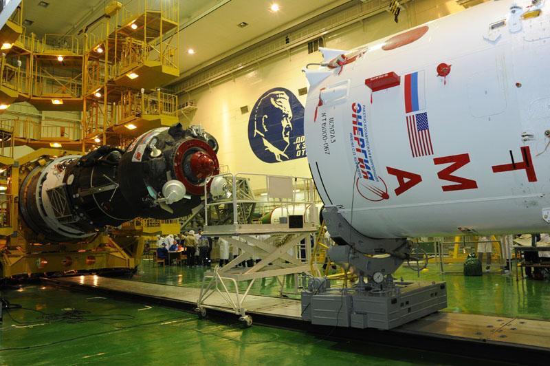 Lancement Soyouz-FG / Soyouz TMA-12M - 25 mars 2014 Soyuz207